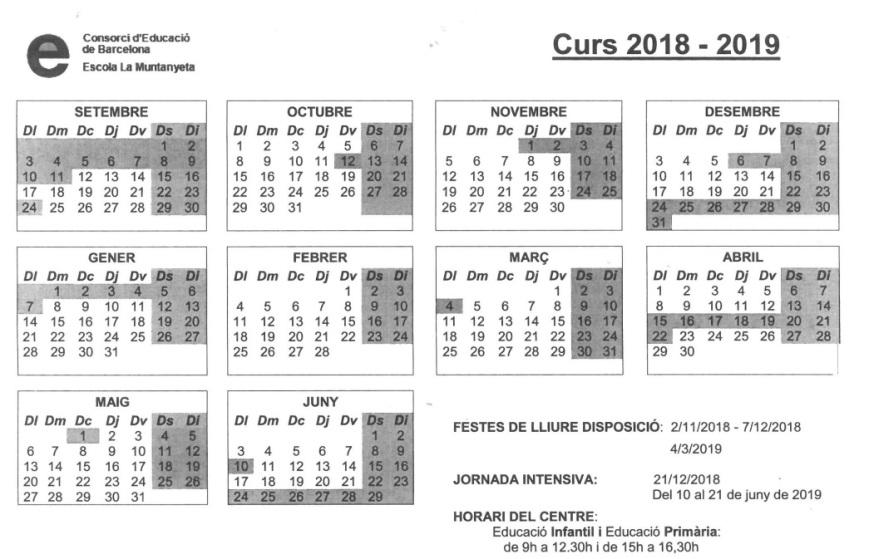 calendari 18-19